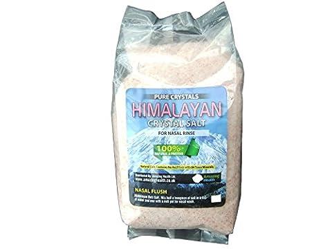 Amazing Health®Neti Salt - Natural Himalayan Salt 1kg - Fine
