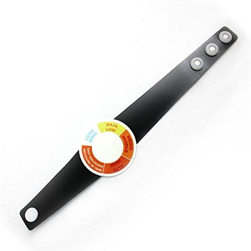 10x UV-Messgerät Armbänder Solar Sun Indikatoren für Urlaub Sicherheit