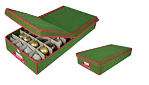 mq aufbewahrungsbox christbaumkugeln weihnachtskugeln kugel aufbewahrung box kiste. Black Bedroom Furniture Sets. Home Design Ideas
