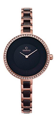 Obaku V191LEVNSV Reloj de Damas