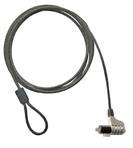 case-logic-clsl2-cable-de-securite-acier-2-metres-avec-codes