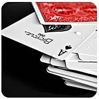 Mazzo di Carte Bicycle in Plastica 100% dorso blu - Carte da gioco - Giochi di Prestigio e Magia