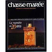 CHASSE MAREE [No 153] du 01/07/2002 - LES 20 ANS DU CHASSE MAREE AVEC CHARLES CLADEN - NOEL GRUET - DANIEL JEHANNO - YANN MAUFFRET -JEAN THOMAS - PASCAL SERVAIN - FRANCOIS AYRAULT - BERNARD VIGNE - J.P. GUILLOU - GERARD D'ABOVILLE - JEAN LE BOT - MICHEL LE BRIS - FRANCOIS RENAULT - CHRISTIAN FEVRIER