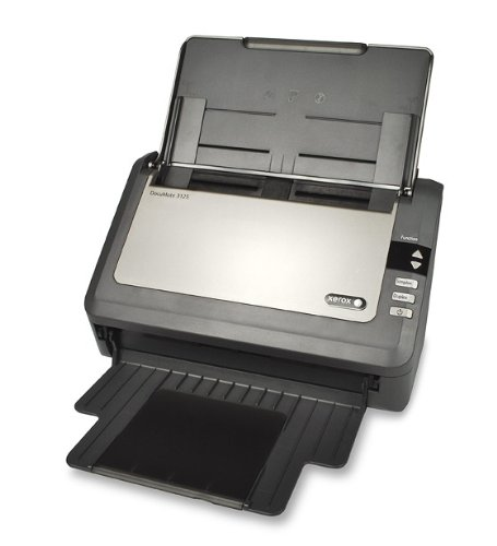 Cheapest Price for Xerox DocuMate 3125 – USB 600 dpi colour document scanner, 2- sided ADF, 25 ppm, MAC or PC Special