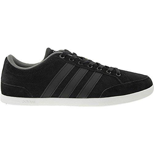 Adidas Bb9707, Sneaker Femme Blanc-noir-gris