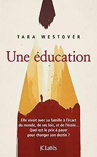 Une éducation par Tara Westover