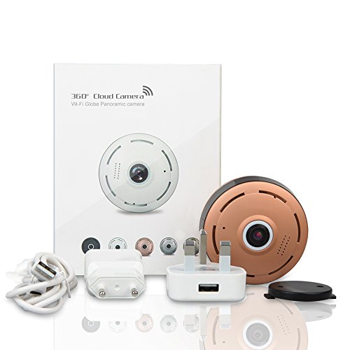 Auto Safety Wireless WiFi IP HD Home Surveillance Camera System Video Recording Remotely Control Night Vision Detection Baby Monitor For PC iPhone Android 41k06j7LZ3L
