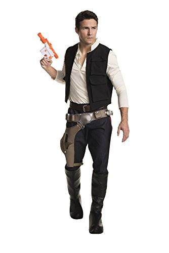 Adult Han Solo Grand Heritage Fancy dress costume X-Large