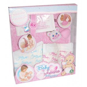 SET DELUXE BA PIPIPOPO BABY AMORE