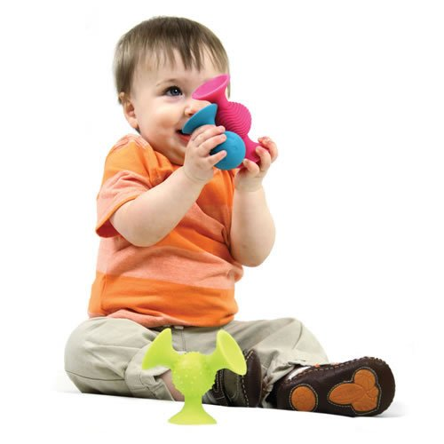 Fat Brain Toys 0182129001523 – Pip Squigz – Sinneswahrnehmung - 2