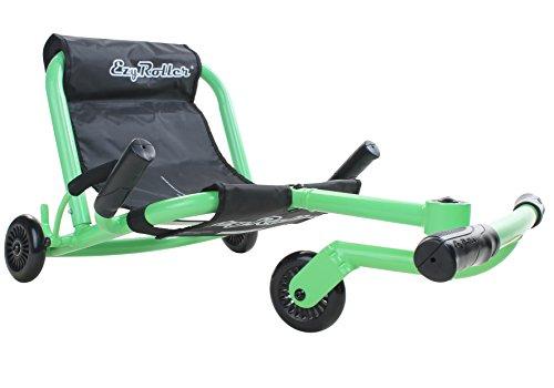 Preisvergleich Produktbild EzyRoller Classic Kinderfahrzeug Dreirad Bewegungs Spielzeug ezy roller, Farbe:Grün