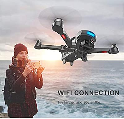 IGEMY- CG033 Brushless GPS 2.4G FPV Wifi HD Camera GPS Altitude Hold Quadcopter Drone