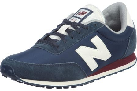 NEW BALANCE - Baskets - Homme - Sneakers 410 Bleue Bleu