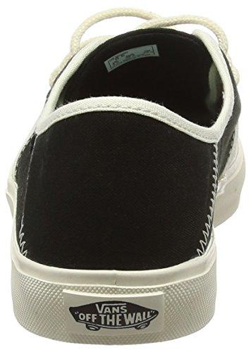 Vans Tazie Sf, Baskets Basses Femme Noir (Black/Antique White)
