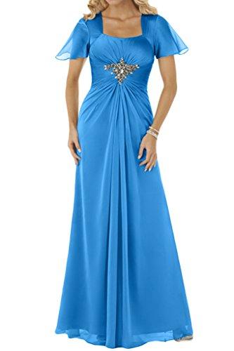 Ivydressing - Robe - Trapèze - Femme bleu foncé