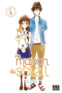 La maison du soleil Edition simple Tome 4
