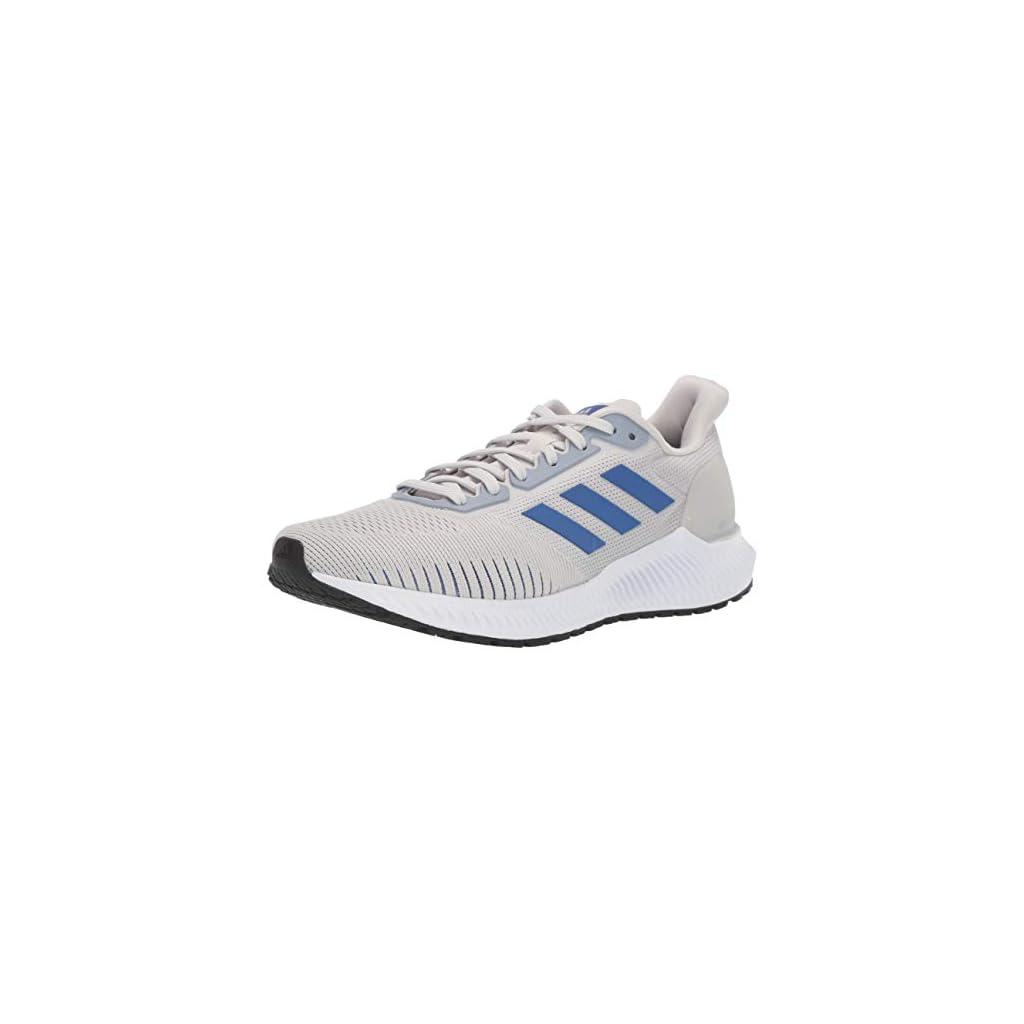 adidas Men's Solar Ride Running Shoes – Grey Collegiate Royal Black, 11.5 UK