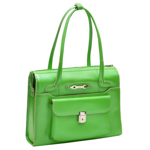 contemporary-top-grain-leather-ladies-briefcase-in-green