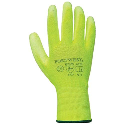 Portwest A120 Gant PU de la palma, A120B4RS orange