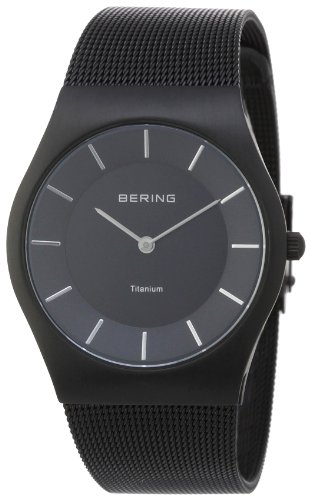 BERING Time Herren-Armbanduhr Slim Classic 11935-222