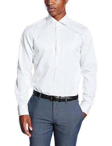 Venti Herren Businesshemd 001800, Weiß (Weiß 000), Kragenweite: 39