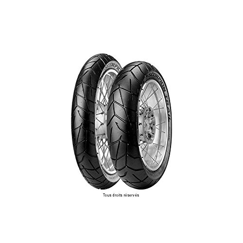 Pirelli Scorpion Trail E Front ( 120/70 ZR17 TL (58W) Roue avant, M/C )