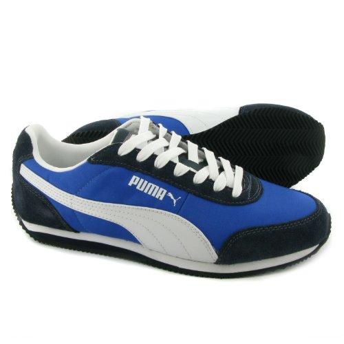 Puma , Baskets pour homme Blanc - Blu-Bianco