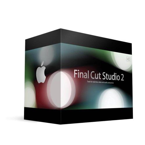 Apple Final Cut Studio 2 - Upgrade von Final Cut Pro