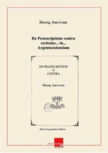 Dissertatio inauguralts juridica de decimis novalibus edicto regio a. 1768 in Gallia sublatis, quam... in alma Argentoratensium Universitate... tueri conabitur die [ ] februarii a... 1775, Joan. Michael Mathieu,...