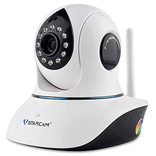 Vstarcam c38s telecamera ip wifi camera hd 1080p baby monitor visore notturno con 32g memory card per smartphone ,pc ,website