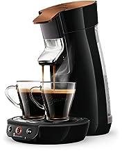 Philips Machine à café Senseo hd6569/90 Viva Cafe Noir/Cuivre