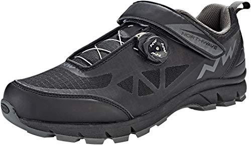 Northwave Corsair MTB Trekking Fahrrad Schuhe schwarz 2020: Größe: 47