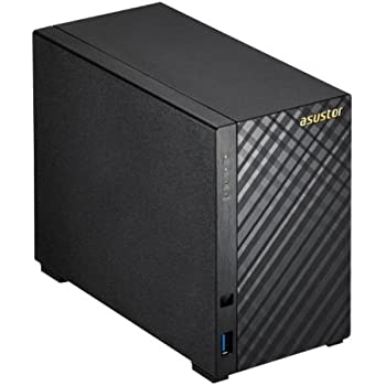 Asustor AS3102T NAS 2 Baies avec Port HDMI