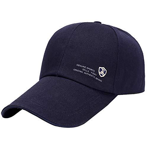Saingace(TM)Hüte Baseball Cap für Herren Damen Mütze Flexfit Hat Basecap Stretchkappe Stretch Back Mit Stick Logo Sport Baumwolle - Baseball-cap Boston Kleinkind