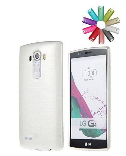 Bralexx 8612 TPU Schutzhülle für LG G2 Lite weiß