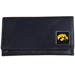 Iowa Hawkeyes Women's Leather Wallet
