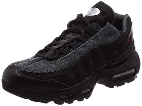 Nike Air Max 95 Nrg, Scarpe da Ginnastica Uomo, Nero (Black/Team Red/Anthracite 001), 47.5 EU