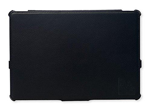 """Foto Gecko Asus MeMO Pad FHD 10.1"""" (ME301T/ME302C) Custodia Slimfit - Nero - Modalità automatica diaccensione/spegnimento/similpelle d'alta qualità nel colore nero"""