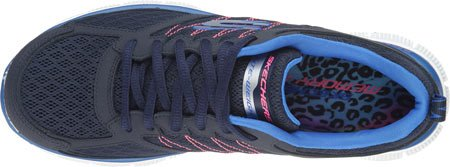 Skechers - Flex Appeal epicenter, Scarpe da ginnastica Donna Epicenter Navy/Blue