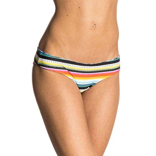 RIP CURL Damen Beach Bazaar REVO Cheeky Bikinihose, Blue, M