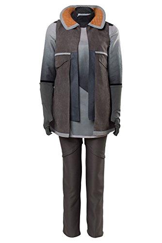 Karnestore Detroit: Become Human Kara Cosplay Kostüm AX400 Refugee Uniform Herren XXXL
