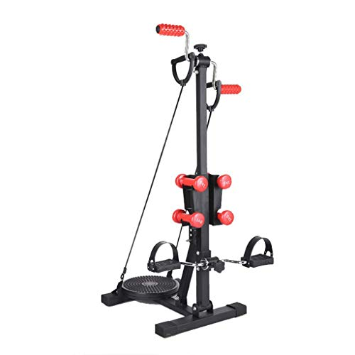 FANGDA 2 in 1 Climber und Heimtrainer Mini Home Stepper für Home Body Trainer Stepper Cardio-Training Heimfitnessgeräte -
