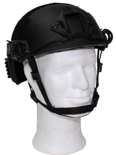 US Helm FAST schwarz