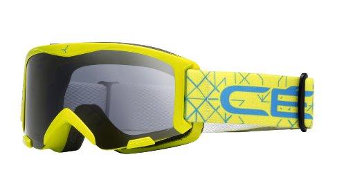 Cébé Goggles Bionic, Lime Grey, 1340D005S