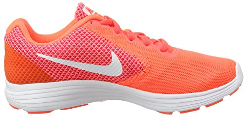 Pink Damen Bright Orange 3 Hyper White Atomic Nike Laufschuhe Blau Revolution Orange anWvROR6