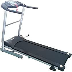 Premier Treadmill - TF-370 Model - Sturdy Build, 15 Programs, 1 -14KM/H Speed, Manual Incline, Plus More