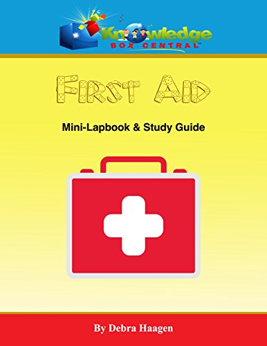 First Aid Mini-Lapbook & Study Guide (English Edition)