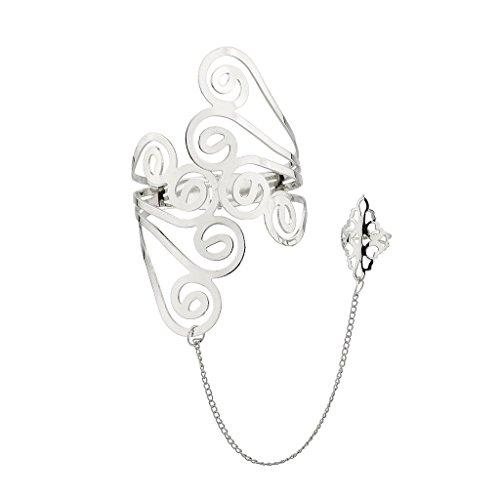 lux-accessories-filagree-cuff-hand-chain-silver