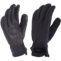 Seal Skinz All Season Gloves, Todo el año, Unisex, Color Negro/carbón, tamaño S