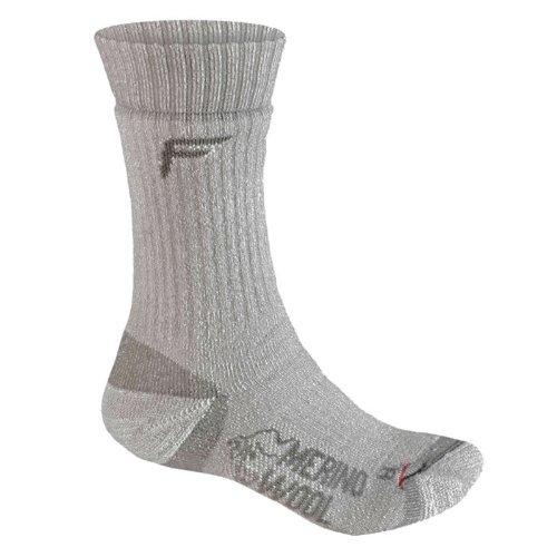 Flite classiques pour adulte coupe comfort chaussettes en laine mérinos Gris Gris 35-38